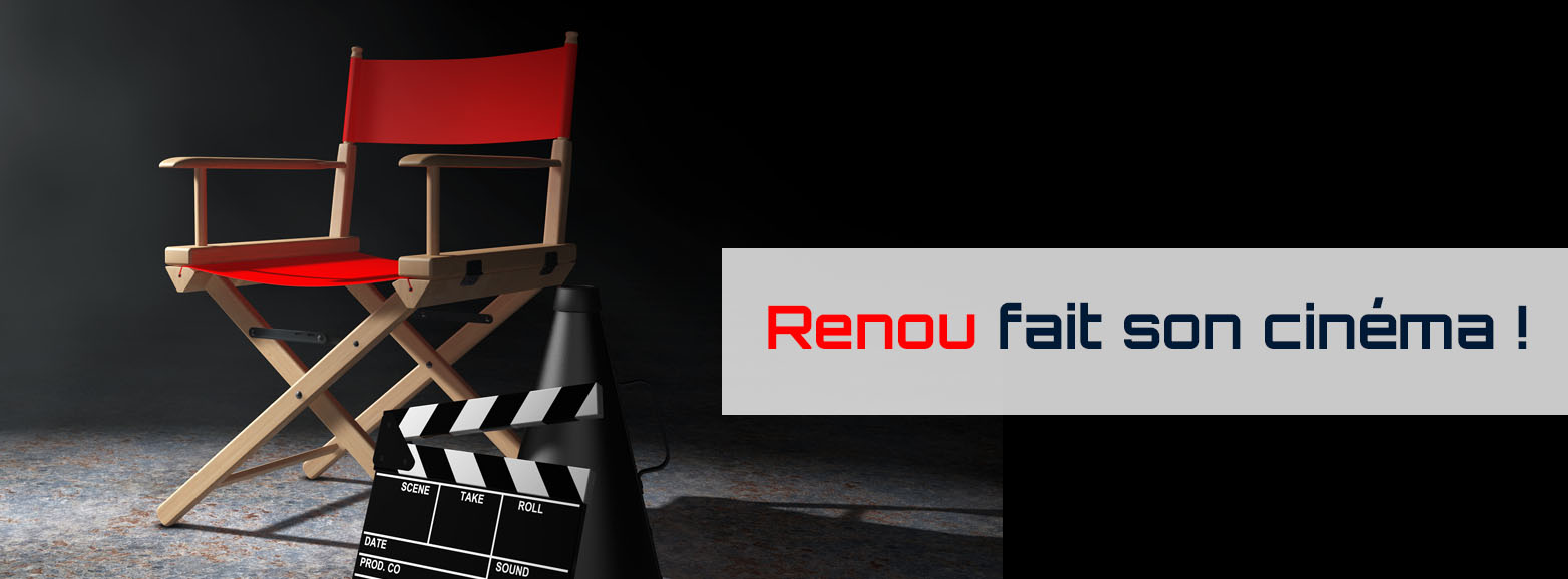 Renou fait son cinema